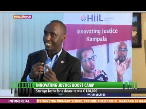 Innovate 021016[1/2]: Innovating justice boost camp