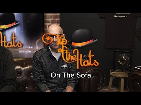 Tip of the Hats 2017  On The Sofa with Jeff Infusino