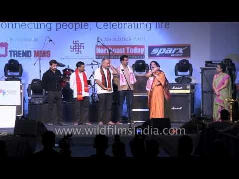 Veena Joshi, Joint Secretary IGNCA speaks on Northeast Festival, Delhi