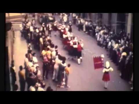 VILLAVICIOSA ASTURIAS EN EL RECUERDO Fiestas del Portal año 1973 xvid