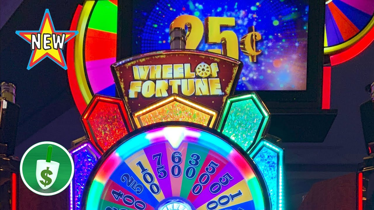 Spin The Wheel Of Fortune Slot With No Download