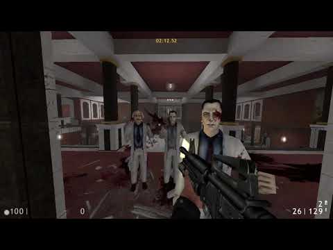 Scarface with Half-Life SFX but it's an actual gameplay