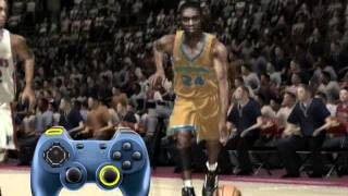 NBA LIVE 07 PC - Total Freestyle Control Tutorial