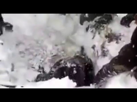 Rescue operation for Soldiers at Siachen