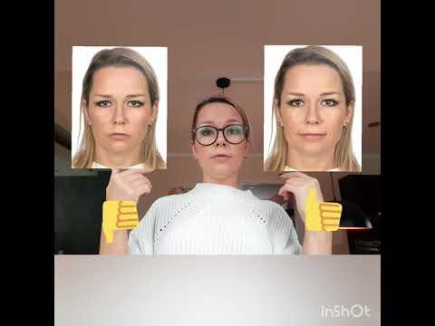 Как фотографироваться на паспорт