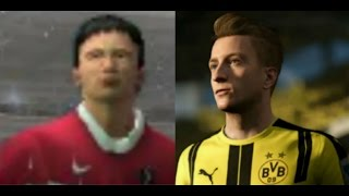 All FIFA Game Trailers Evolution (2000-2017)