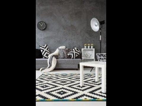 Ideas: Monochromatic living rooms