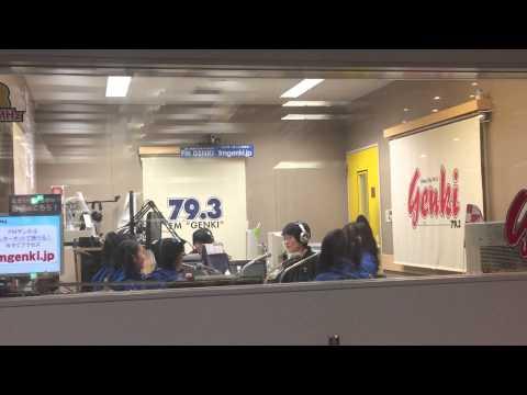 2015/2/21-姫っ娘5inFMゲンキラジオ生出演