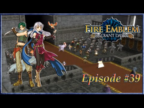 Fire Emblem: Radiant Dawn - Jarod's Curtain Call, Victory For Free Daein! - Episode 39