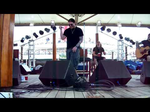 Shinedown Breaking Inside Acoustic VH1 Best Cruise Ever