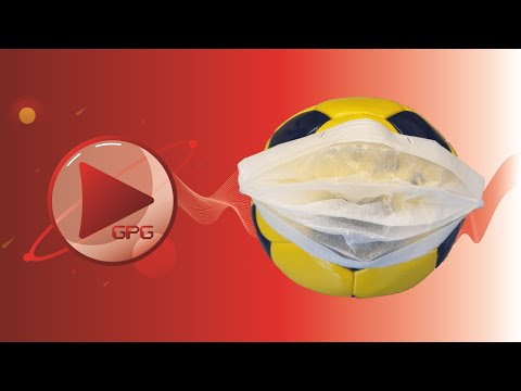 DIY Paper masks DIY Improvised particle filter mask - Corona Virus Pandemic preparedness - covid19 from YouTube · Duration:  9 minutes 24 seconds
