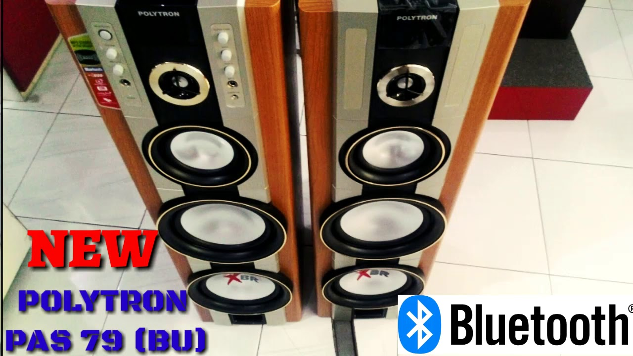 Review New Polytron Pas 79 Bu Speaker Aktif Motif Kayu Jos Gandos Sharp Active Cbox Rb988ubl