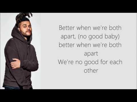 The Weeknd - A Lonely Night (Lyrics)