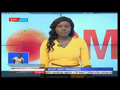 Voting proceeds into the night in Kilifi as ODM aspirants keep vigil