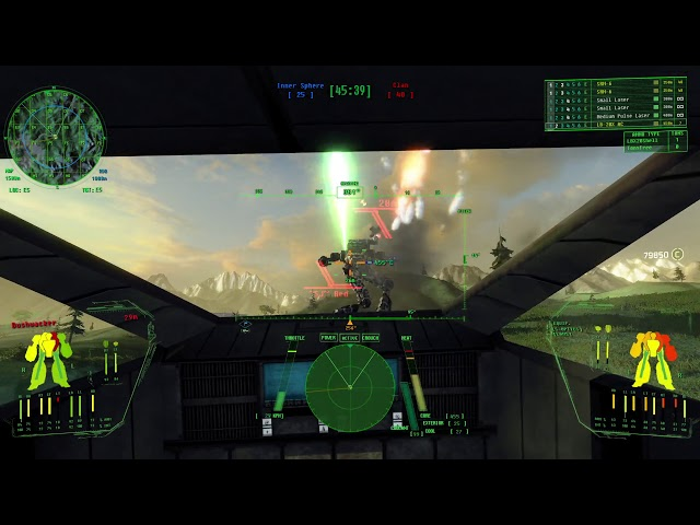 Mechwarrior Living Legends SJ 1v1 Battle Medium Class on TC New Avalon