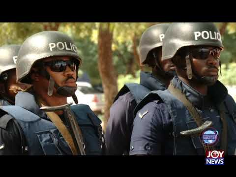 Ghana Police Watch - JoyNews  (19-3-18)