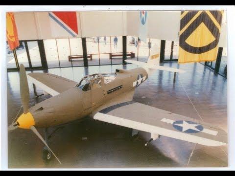 P-39 AIRACOBRA COMES HOME TO BUFFALO