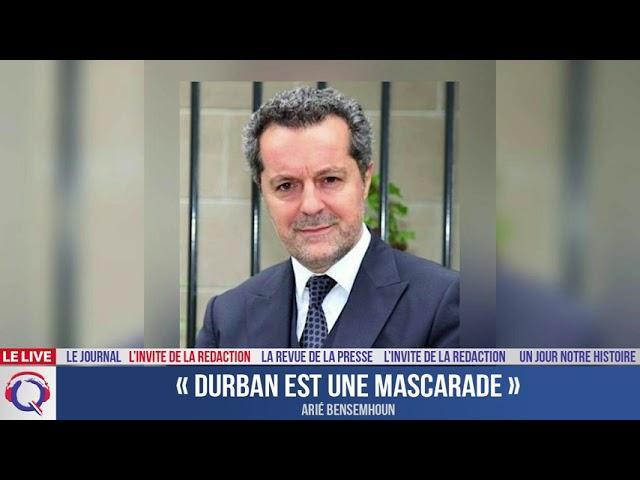 « Durban est une mascarade » - L'invité du 15 aout 2021