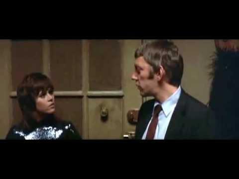 Klute 1971 — the dark