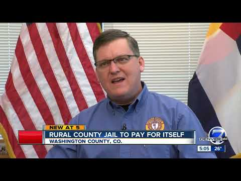 Colorado inmates being shipped to rural county jail because of overcrowding
