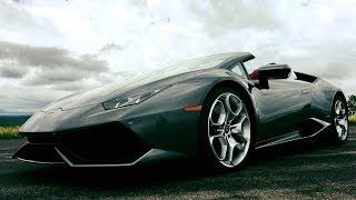 Lamborghini Huracan Spyder 2016 Review
