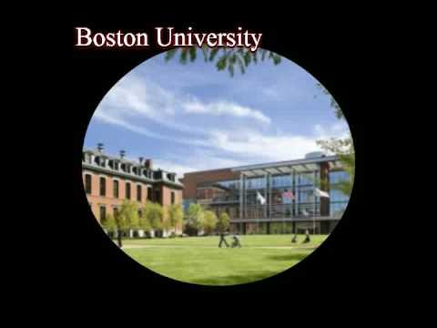 Boston University United States - Amazing & Beautiful