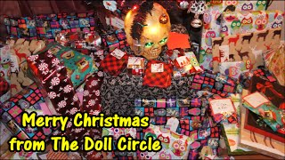 Merry Christmas from The Doll Circle and Presents opening