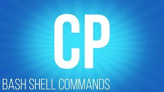BASH Shell Commands Cp ( Commands For Linux )