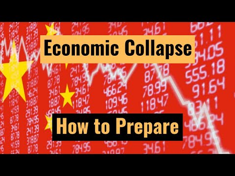 Prepping for Economic Collapse