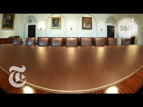 Inside President-elect Donald Trump's Cabinet Room | The Daily 360 | The News York Times