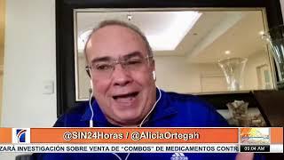 Entrevista al senador por Monte Plata
