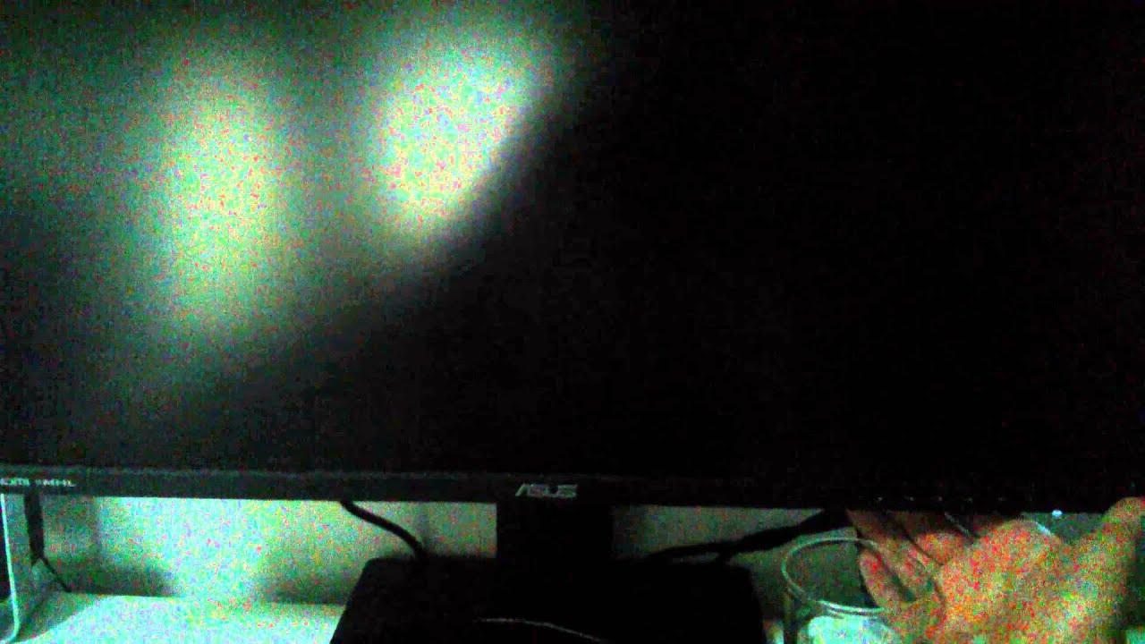 Asus PB287q Display port no signal
