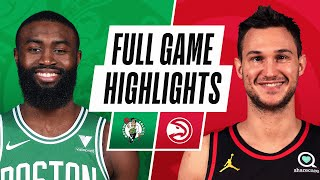 CELTICS at HAWKS | FULL GAME HIGHLIGHTS | February 24, 2021