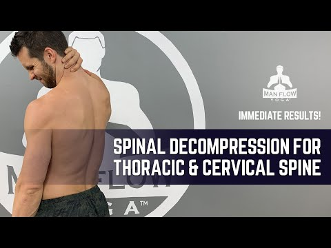 Cervical Spine Decompression - 3 Tips for Immediate Results (REDUCE NECK PAIN)