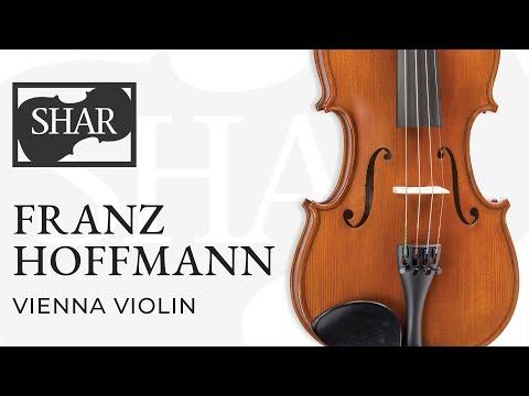 Franz Hoffmann Vienna Violin