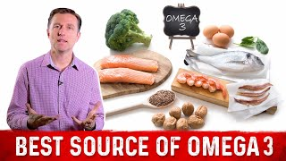 The Best Source of Omega 3 Fatty Acids