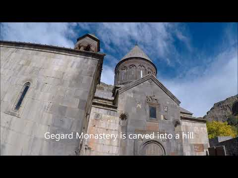 Gegard Monastery Armenia