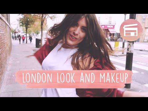 LONDON LOOK & MAKEUP VLOG - DULCEIDA