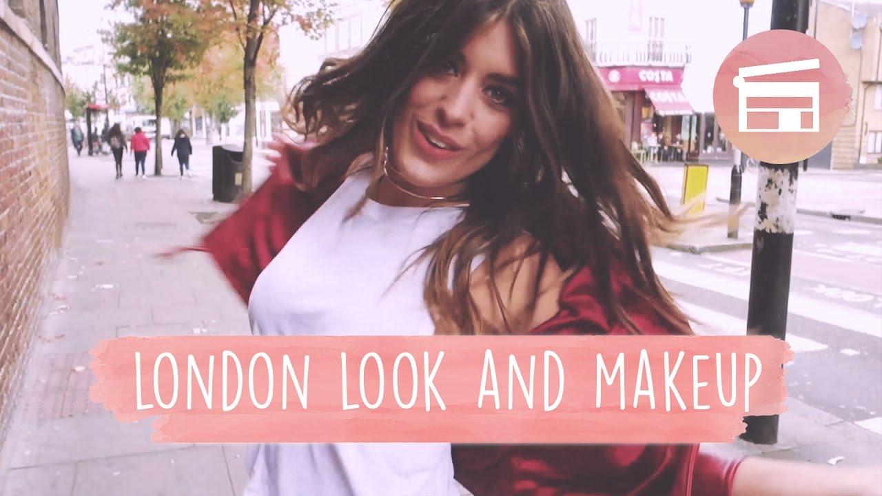 LONDON LOOK & MAKEUP VLOG - DULCEIDA - YouTube
