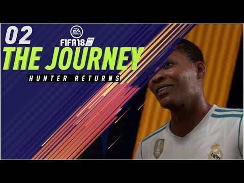 FIFA 18 The Journey Episode 2 - RONALDO WANTS ME AT REAL MADRID!!