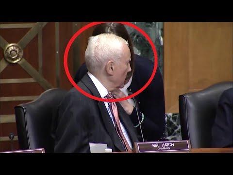 Senator McCaskill Rips Republican Finance Chair Orrin Hatch On Healthcare Secrecy Trumpcare Bill