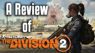 A Review of The Division 2 (2020)