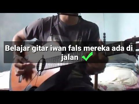 Belajar kunci gitar | Iwan Fals Mereka Ada Di Jalan