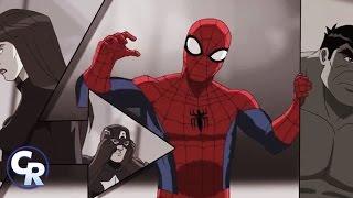Video Marvel's Ultimate Spider-Man: Web Warriors - The Avenging Spider-Man Part 1 Clip download MP3, 3GP, MP4, WEBM, AVI, FLV November 2017