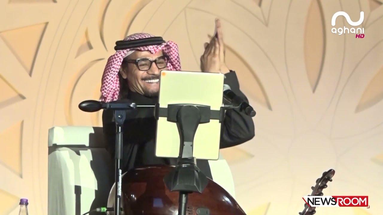 رابح صقر يغني ألبومه الجديد للمرة الأولى أمام الجمهور.. إليكم كواليس حفله في مهرجان أويسسس الرياض!