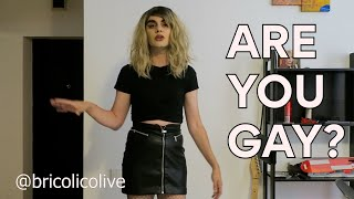 Crossdressing: Are you gay?