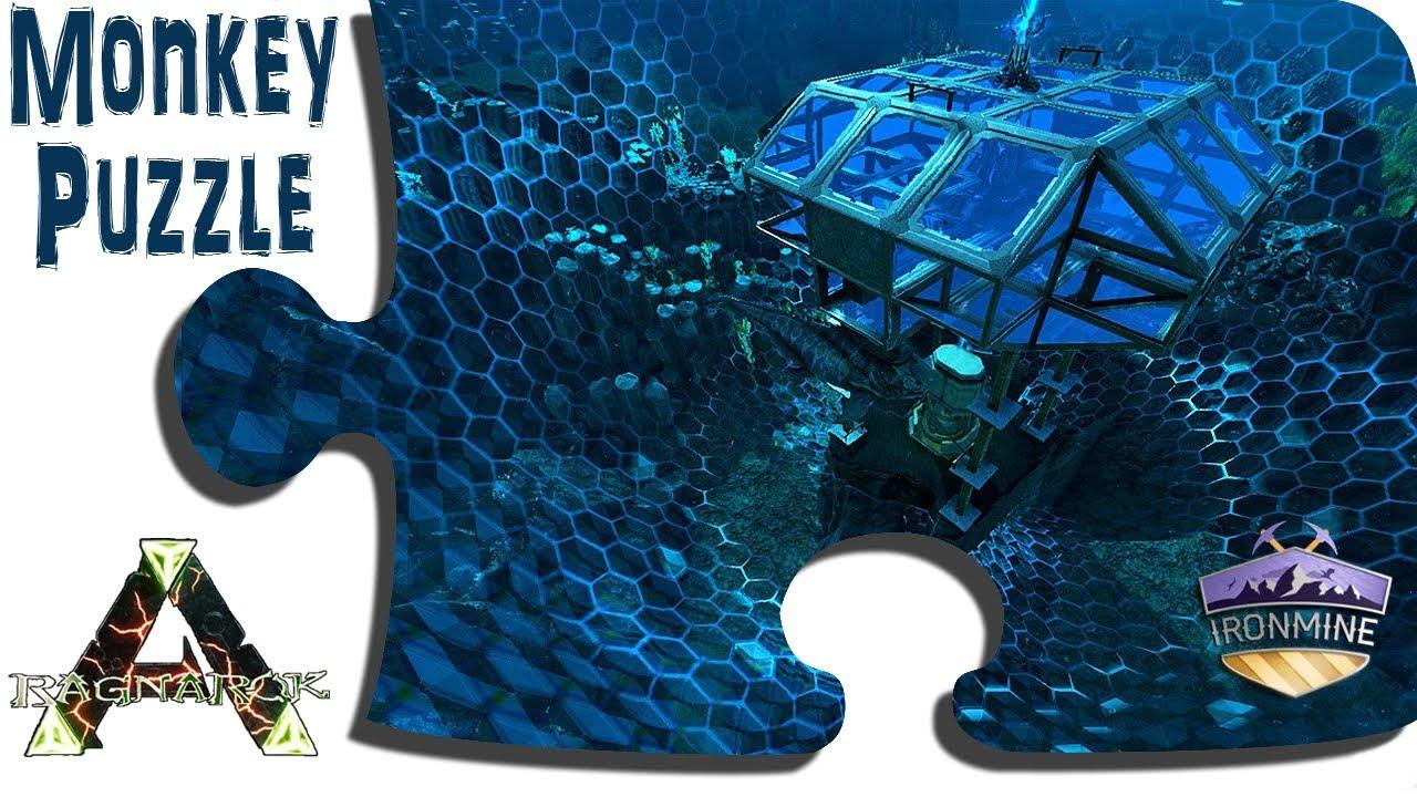 Building an Underwater Base on Ragnarok - Ep 26 - IronMine ARK Cluster