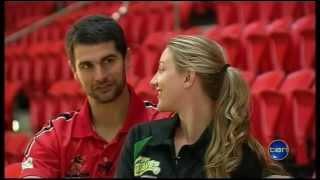 Rachel & Kevin Lisch - A Basketball Love Story Thumbnail