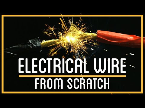 Making Wire the Most Impractical and Expensive Way Possible (w/ William Osman)