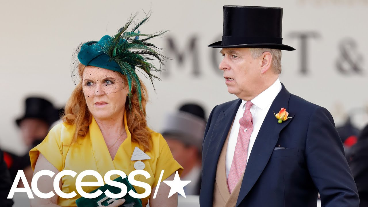 Fergie Whisks Prince Andrew Away On Vacation Following Jeffrey Epstein Drama